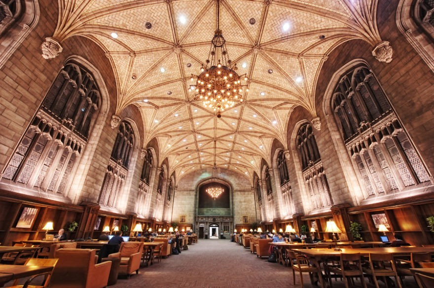 Harper Library, Usa
