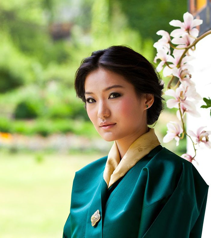 Her Majesty the Queen of Bhutan